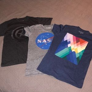 Other - 3 Boy's T-Shirts
